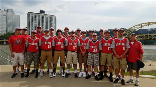 CHS baseball in Pittsburgh