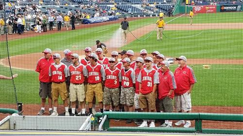 Dragon Baseball at PNC
