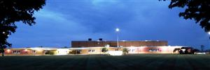 CHS-a beacon in the dark!  (photo courtesy of CHS Class of 1966)