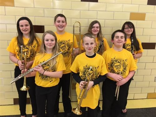 6th Grade Bandfest 2016